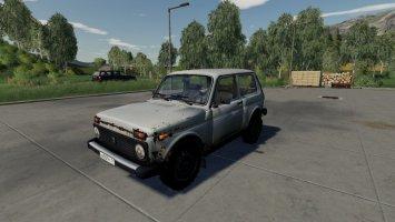 Lada 4x4 Niva v1.1 fs19
