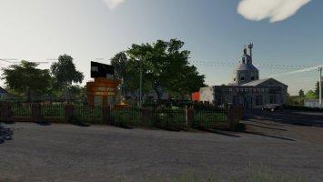 Map Village Yagodnoe v2.3.1