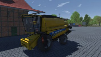 New Holland TC 4.90 cnc