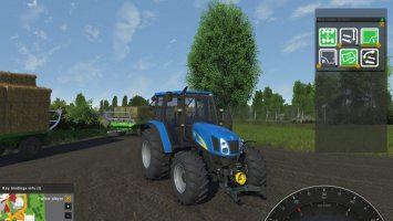 NH TD 5070 cnc
