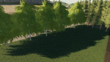 Placeable Trees
