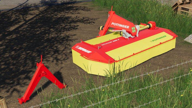 Pöttinger NOVACAT 306 F FS19