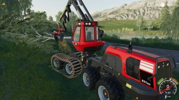 Real Forestry Machinery 0.4 FS19