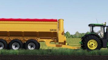 Richard Western GR30 FS19