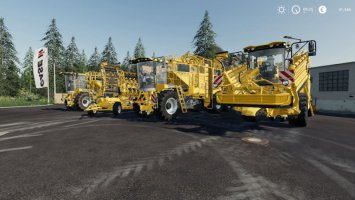 Ropa Tiger, Panther, Maus 5, cutters and trailer by Stevie fs19