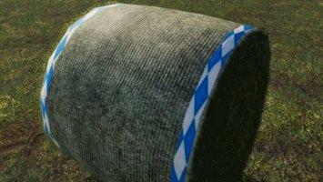 Rundballen Textur (netz) FS19