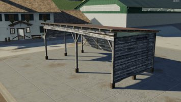 Shed placeable