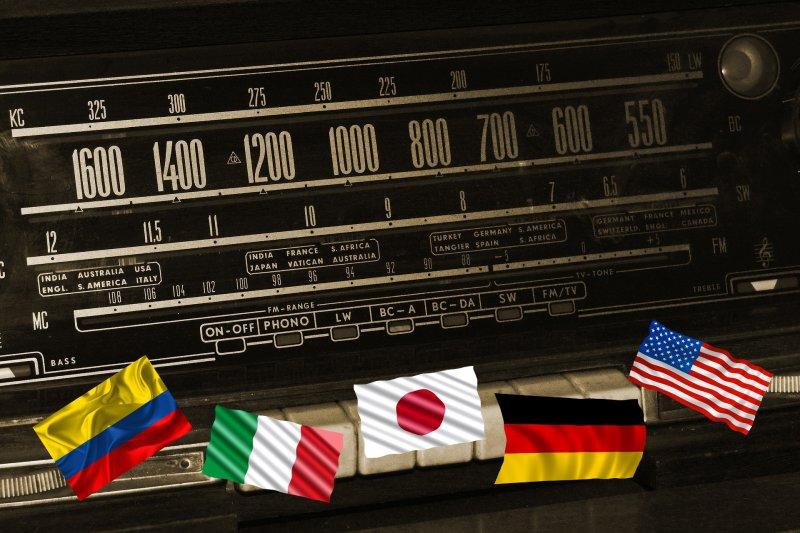 Specifying radio streams PF2018