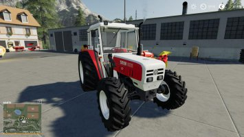 STEYR 8075 RS2 Basisversion fs19