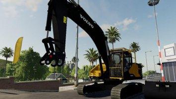 Volvo excavator pack fs19