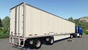 Wabash 53ft Dry Van FS19