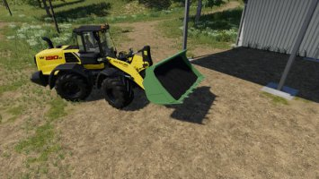 Wheel Loader Shovel