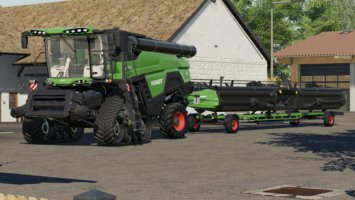 AGCO Ideal fs19
