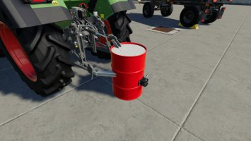 Barrel Weight fs19