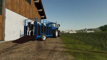 Cattle Trailer fs19