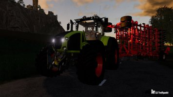 Claas Axion 900 fs19