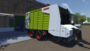 Claas Cargos 9400 cnc