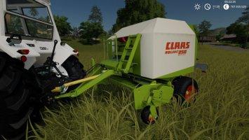 Claas Rollant 250 v1.3 fs19