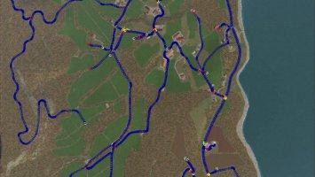 CoursePlay Kurses für Holzer Map