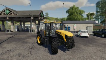 Crab Steering Settings fs19