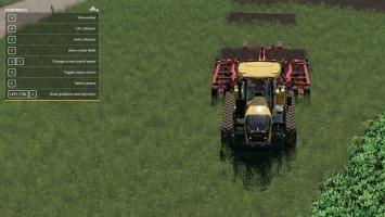 Cultivator Field Creator fs19