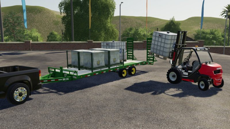 DO24 Trailer FS19