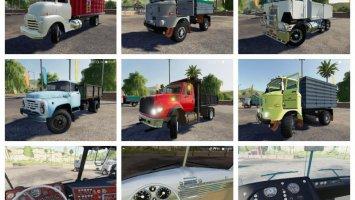 Dump trucks Pack