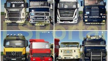 Euro Truck Paсk v1.0
