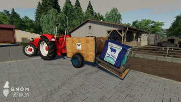 [FBM Team] Kleiner Tiertransporter FS19
