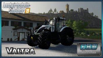 [FBM Team] Valtra T Series fs19
