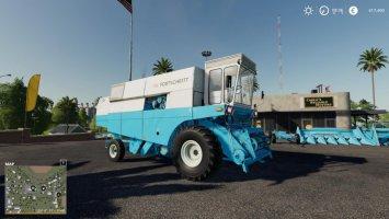 Fortschritt E516 Harvester Pack v1.1 fs19