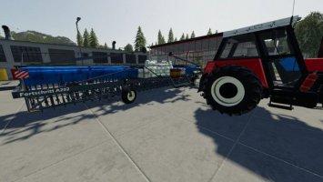 Fortschritt sowing machine A202 fs19