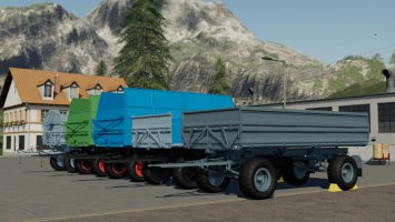 HW80 Trailer Pack fs19