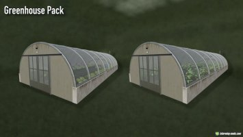 Greenhouse Pack Placeable