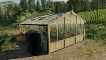 Greenhouses fs19