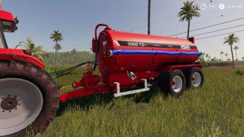 HiSpec 3000 Gallon Tanker fs19