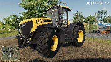 JCB Fastrac 8000 Customizable fs19
