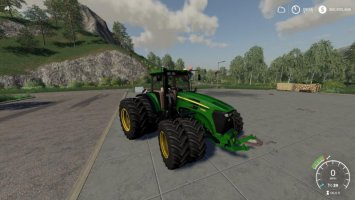 John Deere 7930 Eagle355th