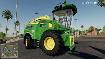 John Deere 8000 Serie Early Acces v0.5 fs19