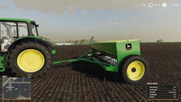John Deere 8350 Grain Drill fs19