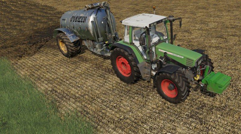 Joskin Modulo 2 - FS19 Mod | Mod for Farming Simulator 19