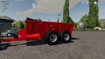 Kuhn SLC141 red/american