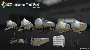 LSFM Universal Tank Pack v1.0.0.2 fs19