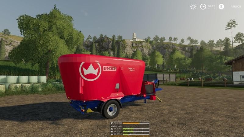 Mixer Display - FS19 Mod | Mod for Farming Simulator 19 | LS Portal