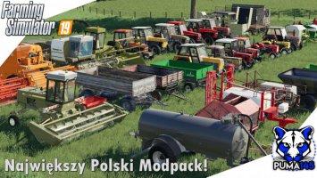 Modpack Polskich Maszyn