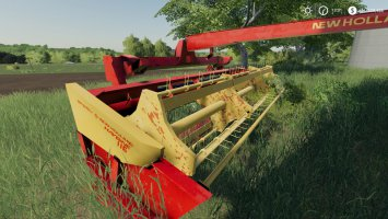 New Holland 116 HAYBINE fs19