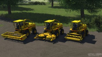 New Holland 2305 Feldhäcksler v0.9.0.3 cnc