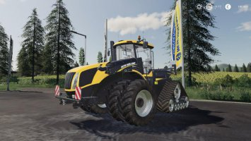 New Holland T9 Series by Stevie fs19
