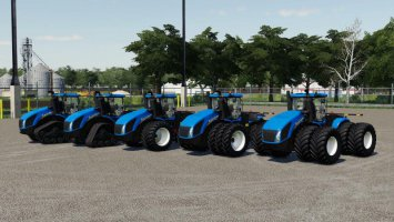 New Holland T9 US Release fs19