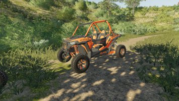 Polaris RZR Two Door